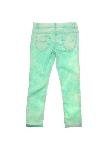 Panço Pantolon Yeşil